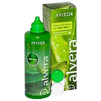 Раствор для контактных линз Avizor Alvera 350 мл