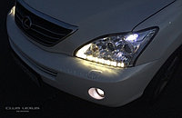 Альтернативная оптика (передние фары) на LEXUS RX330/350/400H 2003-2009 г.в.