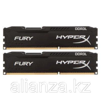 Оперативная память Kingston HyperX Fury Black HX316LC10FBK2/16