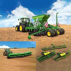 Сельскохозяйственная техника и оборудование, общее
