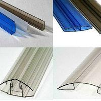 Комплектующие для поликарбоната и панелей ПВХ