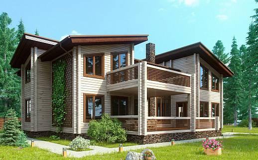 Проект дома №3306