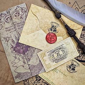 Письмо из Хогвартса - Гарри Поттер