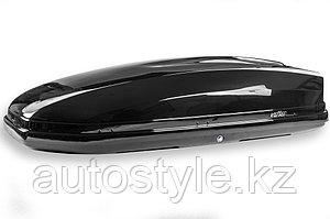 Автомобильный бокс KOFFER 480L черный глянец