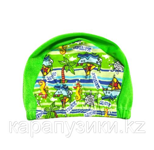 Шапка  для плавания детская пляж