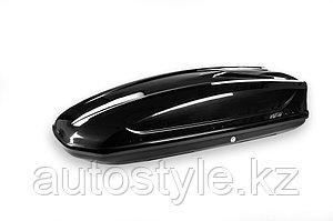 Автомобильный бокс KOFFER 440L черный глянец