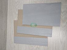 Папка для архивного переплета с голубым корешком