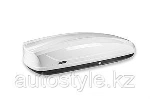 Автомобильный бокс KOFFER 440L белый глянец
