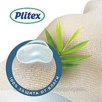 Наматрасник непромакаемый Plitex Bamboo Waterproof Comfort с резинками на углах, фото 2