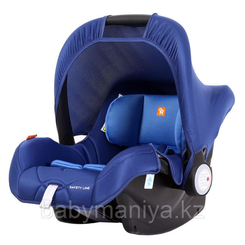 Автокресло детское 0-13 кг  Rant Walker Safety Line  (0-13 кг) Sapphire Blue