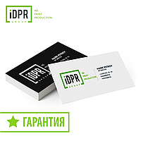 Заказ визиток дизайн