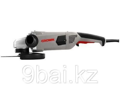 Болгарка CROWN СТ13489-230 S