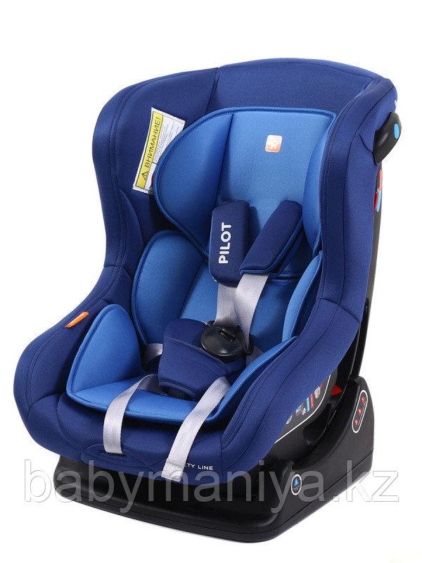 Автокресло детское Rant Pilot Safety Line (0-18 кг) Sapphire Blue