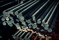 Круг стальной 110 мм 9ХС инструментальный