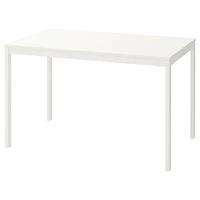 Стол раздвижной ВАНГСТА белый 120/180x75 см ИКЕА, IKEA
