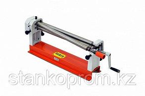 W01-0.8х1000 станок вальцовочный ручной настольный Stalex