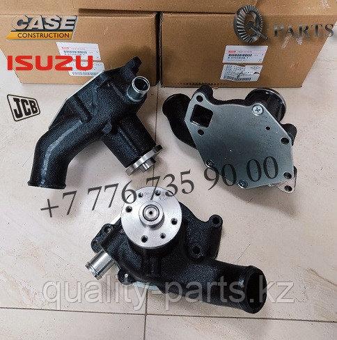 Водяной насос (87596435, 4HK, 6BG, 6TAA) Case CX240.