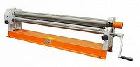 W01-1.5х1300 L станок вальцовочный ручной настольный Stalex