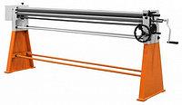 W01-0,8х2050 станок вальцовочный ручной Stalex