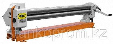 W01-1.5х1300 станок вальцовочный ручной настольный Stalex