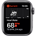 Apple Watch Nike SE GPS, 44mm Space Gray Aluminium Case with Anthracite/Black Nike Sport Band, фото 4