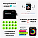 Apple Watch Nike Series 6 GPS, 40mm Silver Aluminium Case with Pure Platinum/Black Nike Sport Band, фото 7