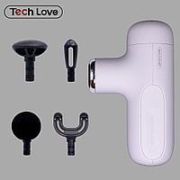 Портативный Массажный Пистолет Tech Love Massager TL2001