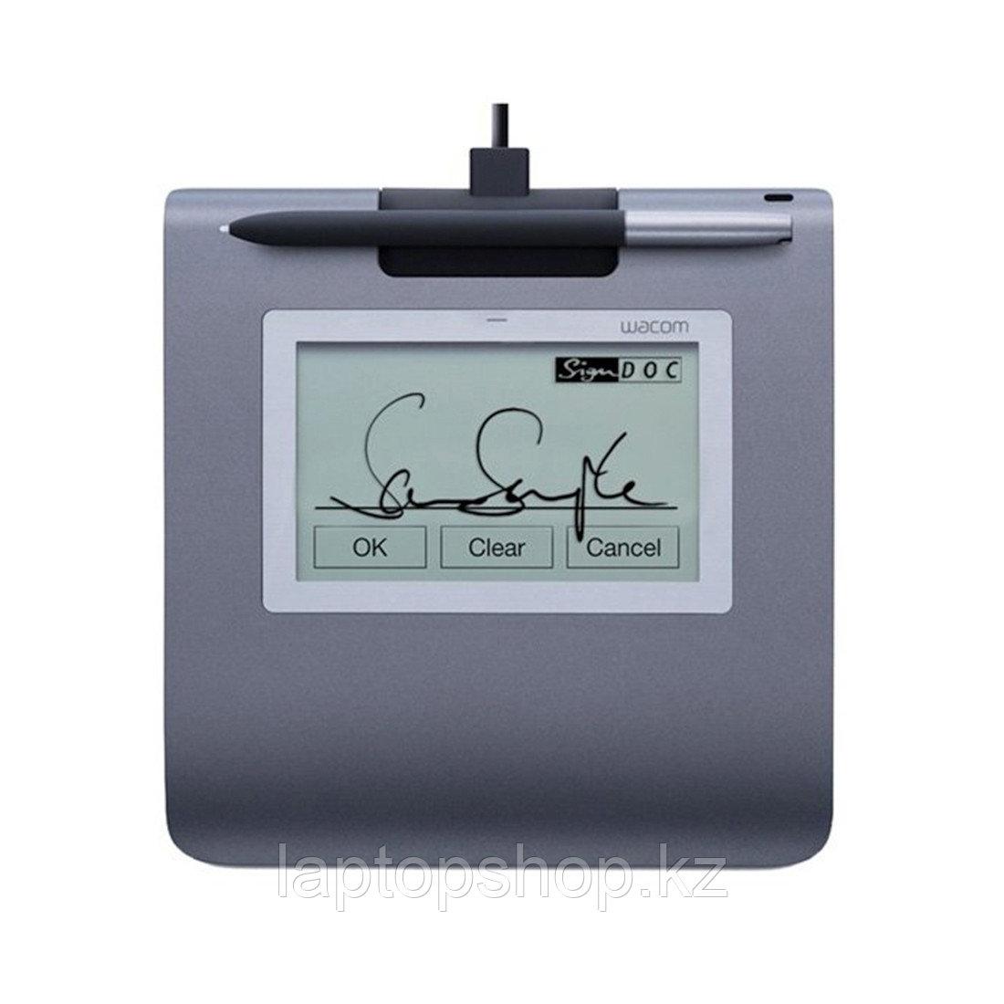 Планшет для цифровой подписи Wacom LCD Signature Tablet (STU-430-CH2)