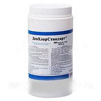 Дезинфицирующее средство ДеоХлорСтандарт, 300 таблеток по 3,4 гр, упаковка 1020гр.