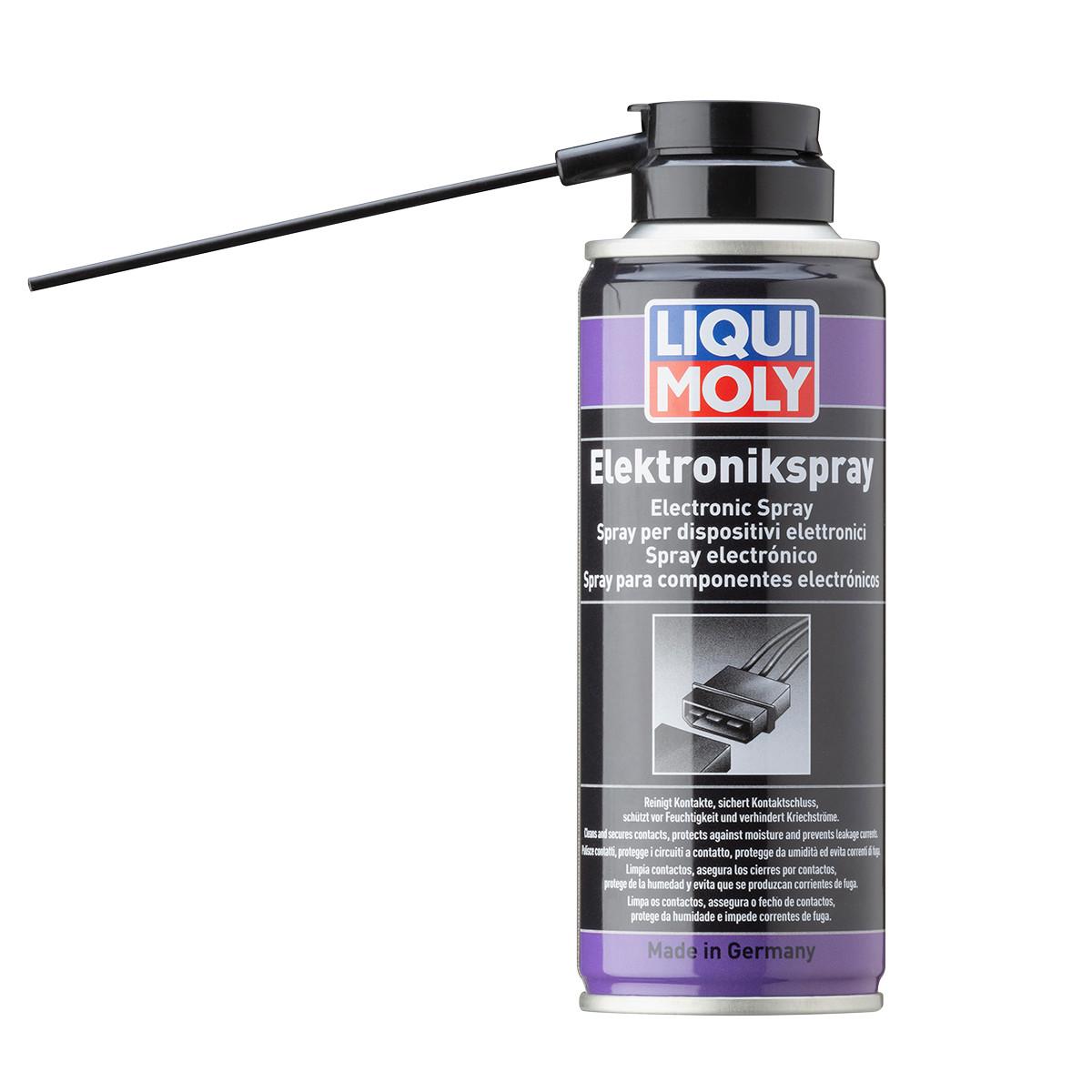 Спрей для электропроводки Electronic-Spray, LIQUI MOLY