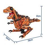 Конструктор Тирекс на радиоуправлении. Winner/BELA Technology Динозавр 1127 -  1092 дет, фото 4