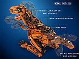 Конструктор Тирекс на радиоуправлении. Winner/BELA Technology Динозавр 1127 -  1092 дет, фото 5
