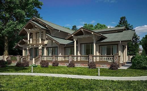 Проект дома №3344