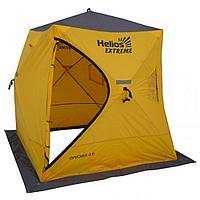 Палатка для зимней рыбалки ТОНАР ПРИЗМА EXTREME V2.0, размер 2,0х2,0 м.