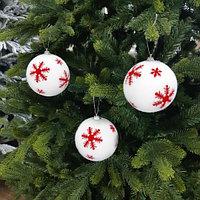 Новогодние шары на ёлку