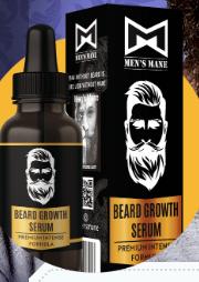 Beard Growth Serum (Бирд Гровс Серум) - спрей для роста бороды