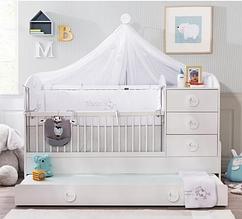 Детские кровати и манеж