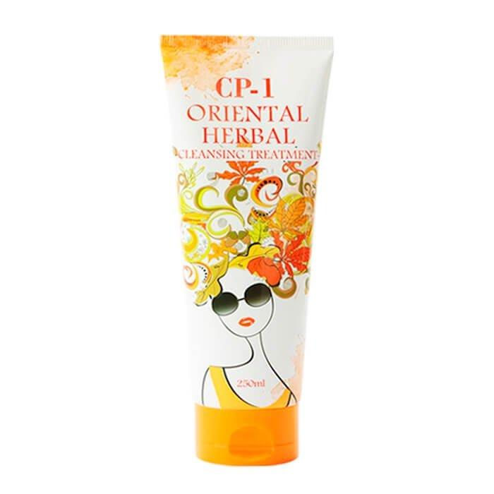 Esthetic House Маска для волос Восточные травы CP-1 Oriental Herbal Cleansing Treatment 250 мл