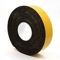 Лента каучуковая уплотнительная армированная сеткой Misot-flex 3мм*50мм*15 м