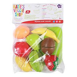"""Игровой набор продуктов """"Овощи и Фрукты: Магазин Вегги"""""""