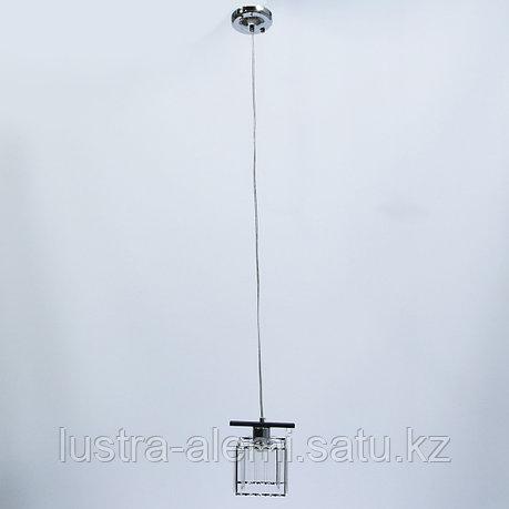 Люстра Подвесная 20942/1 CH E27*1, фото 2