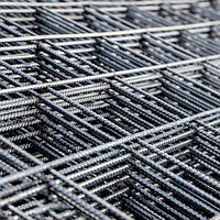Сетка арматурная сварная 100x100x5 раскрой 2 м х 6 м