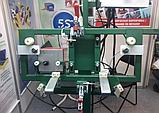 Интегрируемый маркиратор e10-i63s, окно 60х30мм, прочерчивание, поршень d=20мм, фото 2