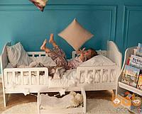 """Кровать детская """"Babystep Классика"""" 140*70 см"""