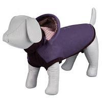Шлейка Trixie Premium для собак, утепленная, XS: 24см, пурпурная