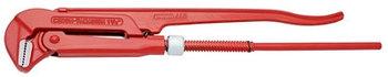 Ключ трубный (шведский тип), угол 90° - 480/6 UNIOR