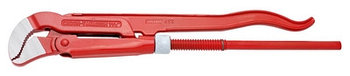 Ключ трубный (шведский тип) S-образный, угол 45° - 482/6 UNIOR