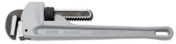 Ключ трубный (американский тип), алюминиевый - 492AL UNIOR