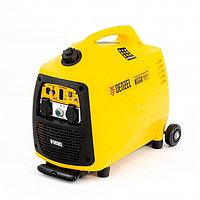 Генератор инверторный GT-3200iSE, 3,2 кВт, 230 В, бак 6 л, закрытый корпус, электростартер Denzel