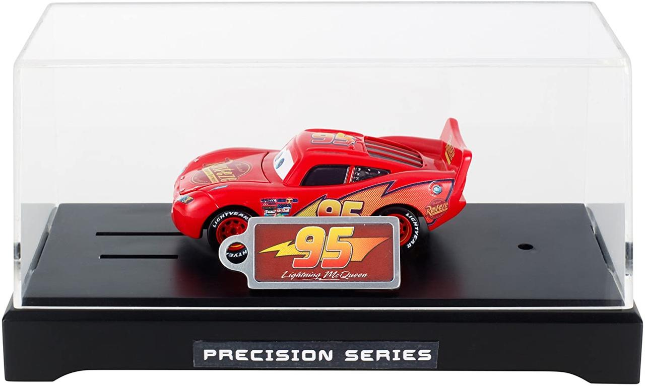 Cars / Тачки Коллекционная Детальная модель Молния МакКуин, в кейсе